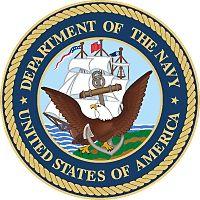 Veteran Hospital NavyLogo