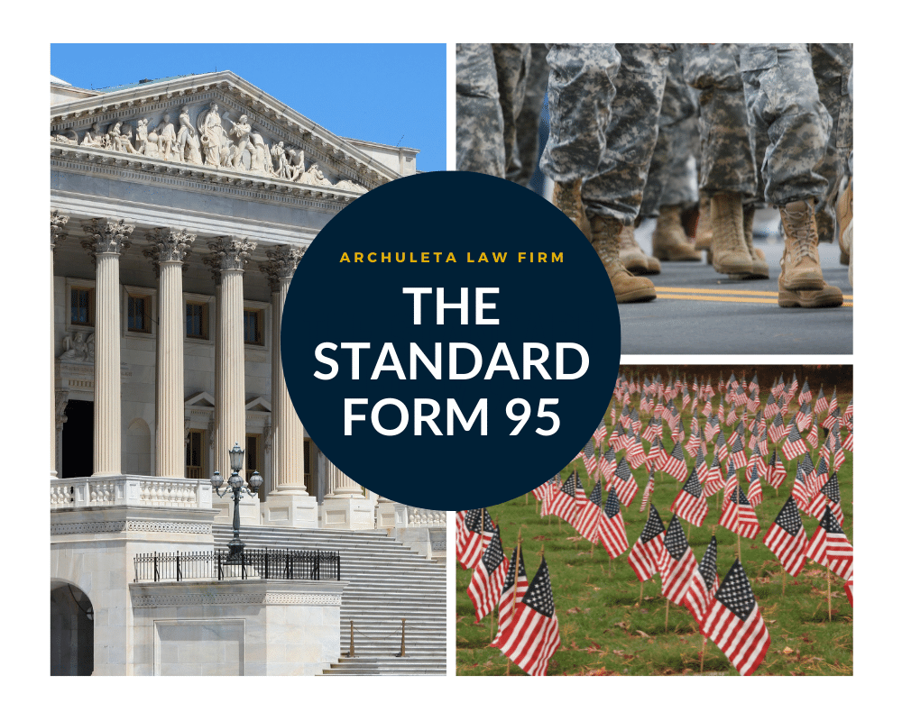 Federal Tort Claims Act Standard Form 95